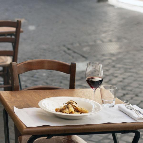 Da Francesco piazza del fico a Roma