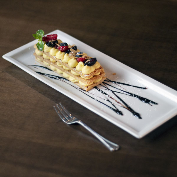 Dessert Da Francesco Roma