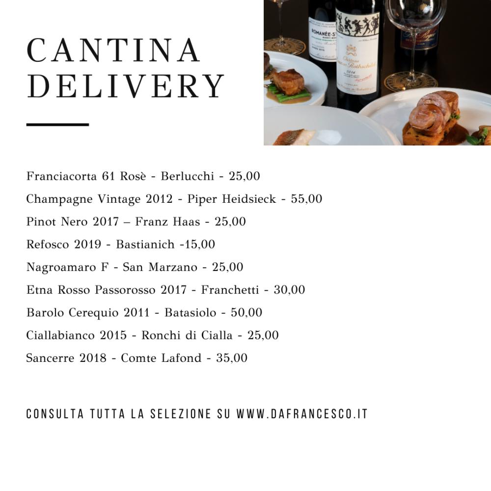 delivery vini